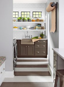 چگونه آشپزخانه خود را بزرگتر جلوه دهیم