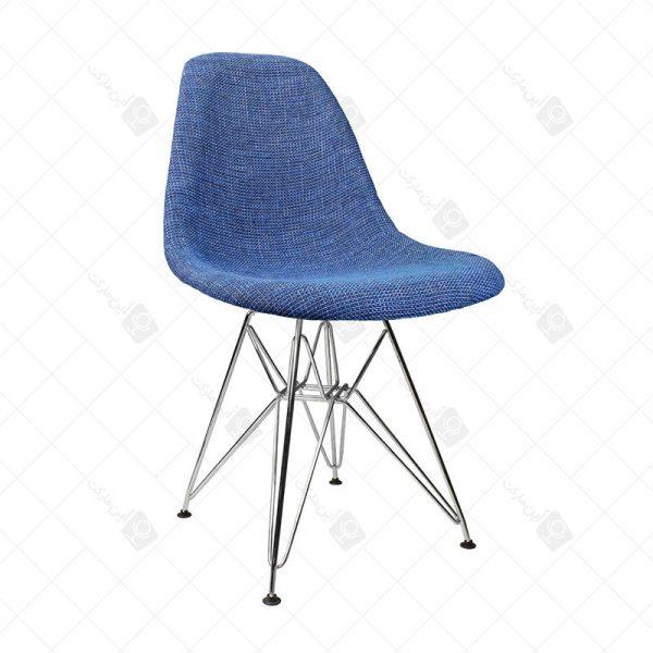 صندلی ایمز پایه ایفل فلزی پارچه ای