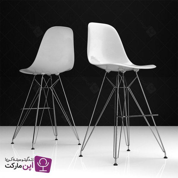 صندلی کانتر فلزی