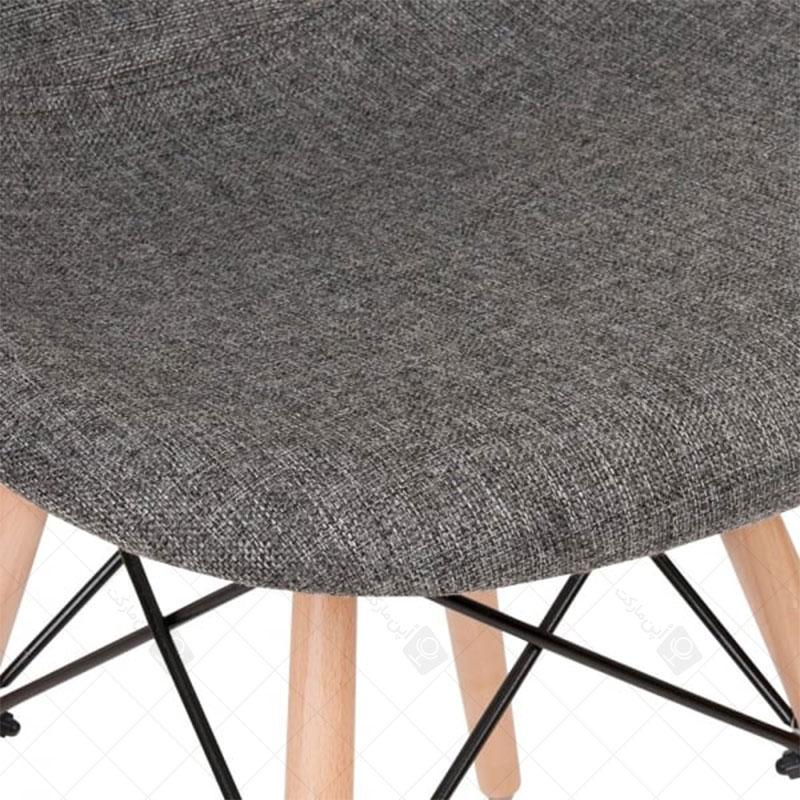 صندلی ایمز پایه ایفل پارچه ای