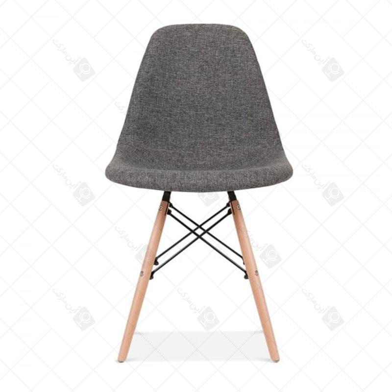 صندلی داووس پایه ایفل پارچه ای