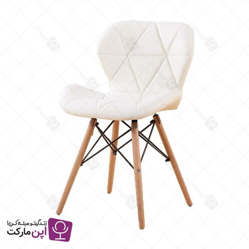 صندلی مدرن ناهارخوری لارا پایه ایفلی