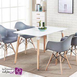 میز و صندلی پایه ایفلی