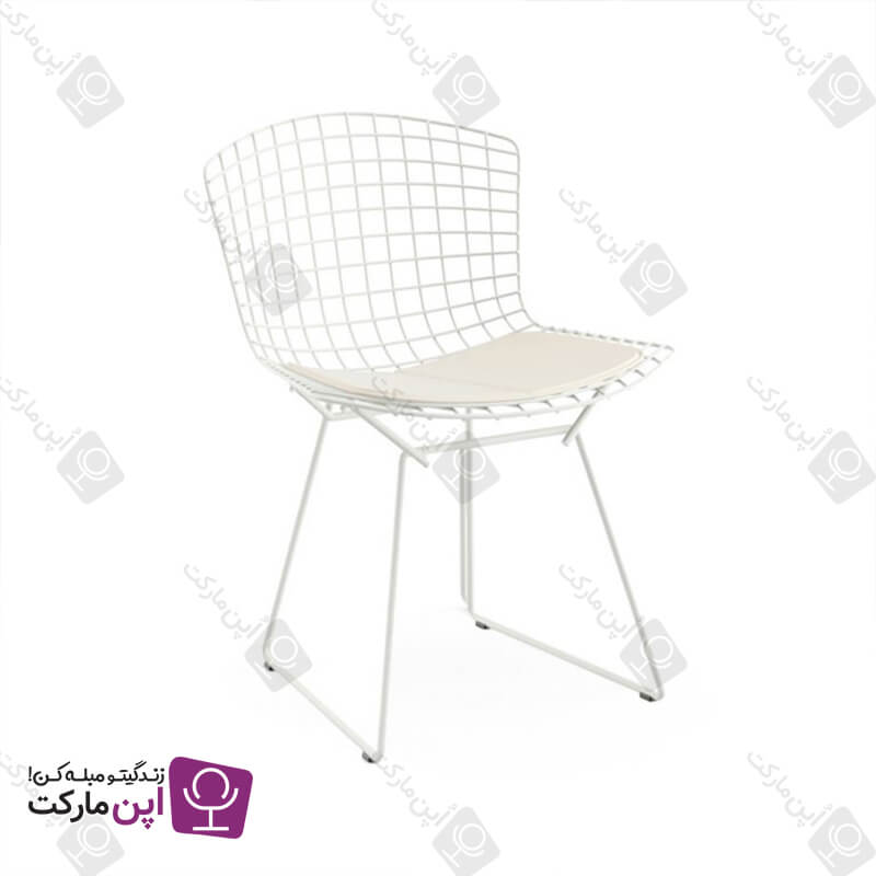 صندلی فلزی فضای باز