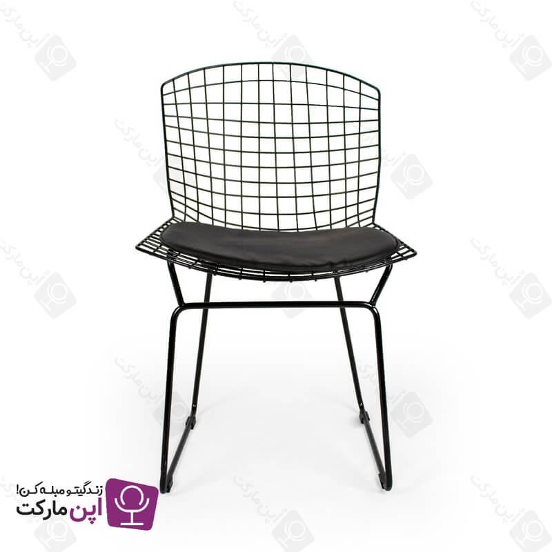 صندلی فلزی رستورانی