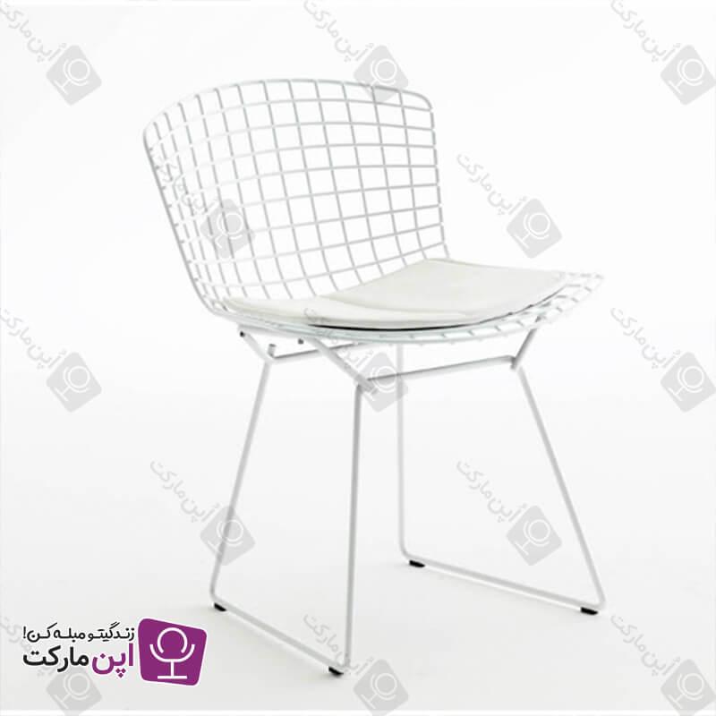 صندلی برتویا سفید