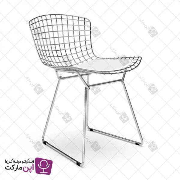 صندلی برتویا آبکاری
